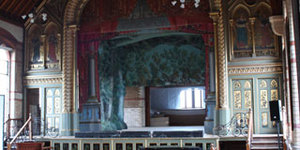 Londonist Discovers Normansfield Hospital Entertainment Hall