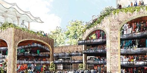 New Plans For Camden Market Fire Site