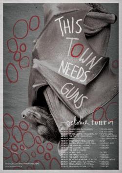Town Needs Guns Poster