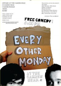 Comedy Preview: Every Other Monday @ Camden Head