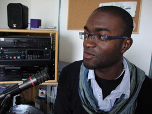 Interview: Poet And Playwright Inua Ellams