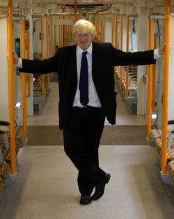 Boris Unsuspends LEZ; Generally Tries To Save The World