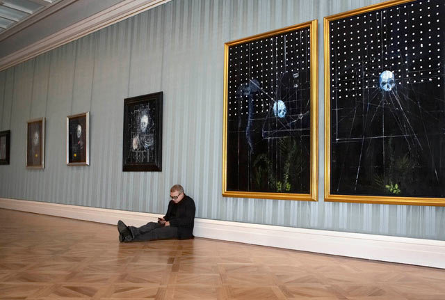 Art Review: Damien Hirst @ Wallace Collection