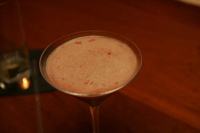 Strawberry Chocolate Martini by Zaspic