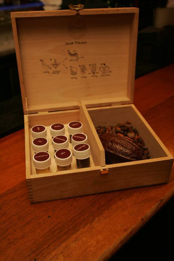 Chocolate making kit by Zaspic
