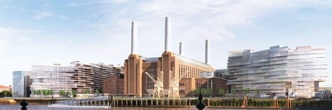 New Battersea Power Station Plans Submitted