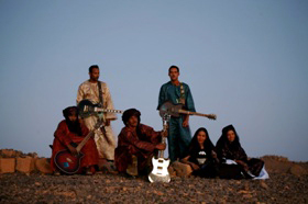Competition / Live Music Preview: Tinariwen @ Koko