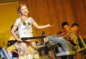 Theatre Review: Annie Get Your Gun @ Young Vic