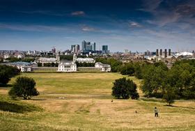 Greenwich Park, pre 2012