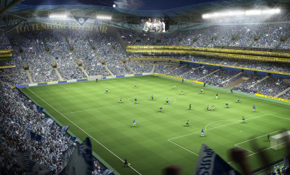 New Spurs Stadium Aimed For 2012 Completion