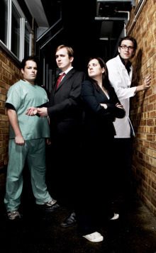 Preview: The Institute @ Pleasance