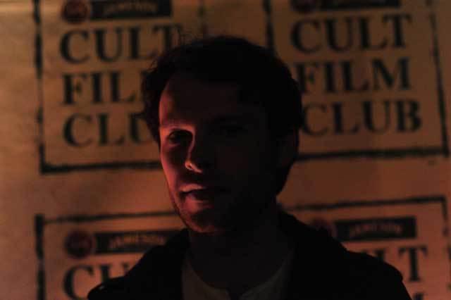 Colin star Alastair Kirton  Photography by Chris Osburn