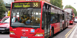 No More Bendy Buses On Number 38 From Saturday