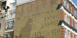 The London Blogger Interviews #32: Ghost Signs