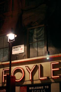 Lit Preview: Autumn Events @ Foyles