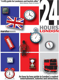 Competition: Win '24 Hours London' Guide Book
