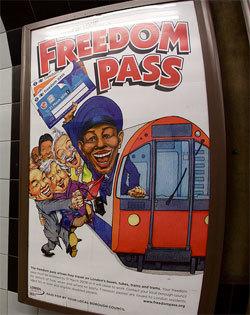 Freedom Pass Funding Farrago Hits Councils