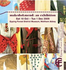 Make Do And Mend @ Epping Forest District Museum