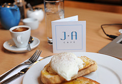 London Blend: J+A Cafe