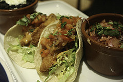 New Restaurant Review: Wahaca at Canary Wharf