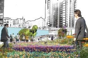 City Farm For Leadenhall: British Land Goes Shopping