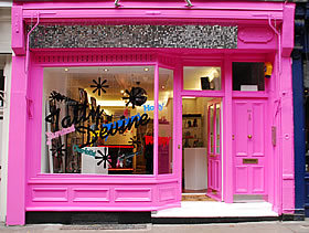 Tatty Devine Sets Up Shop in Seven Dials