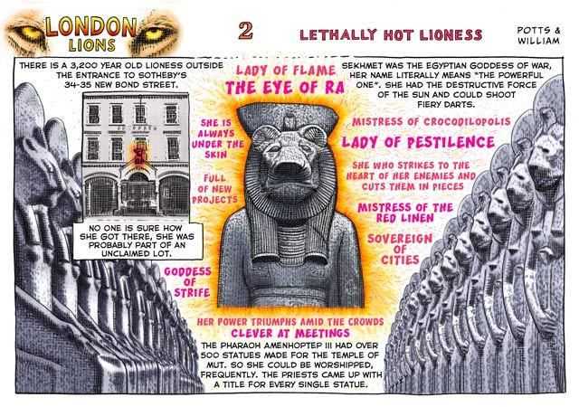 Lions of London #2