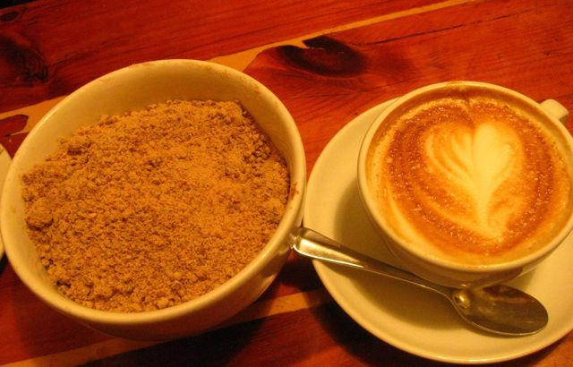 London Blend: The Monmouth Coffee Company