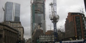 Skyscraper Update: Heron Tower Becomes Tallest In City