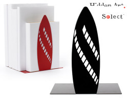 Santa's Lap: Landmark Bookends