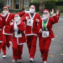 London Santa Run Tomorrow!