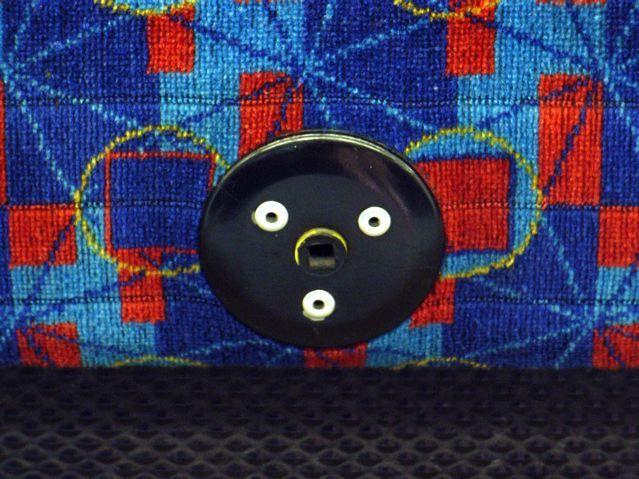 Bakerloo Line seats