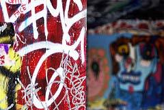 Santa's Lap: Graffiti Lessons