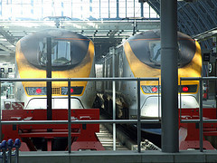 Eurostar Still Suspended