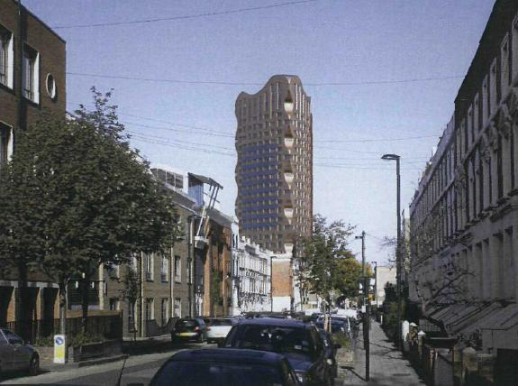 Another Ugly Student Tower Block Planned