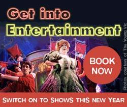 Santa's Lap: Get Someone Into London Theatre