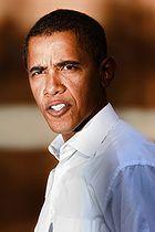 Barack Obama Given West Ham United Shirt