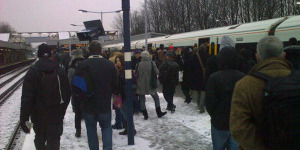 Fury At Southeastern Trains Epic Snow Fail