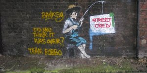 Banksy Vs Robbo: Advantage Robbo