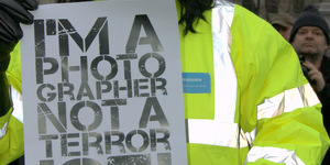 I'm A Photographer, Not A Terrorist