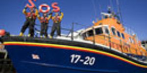 Thames Still Treacherous: SOS For Lifeboats