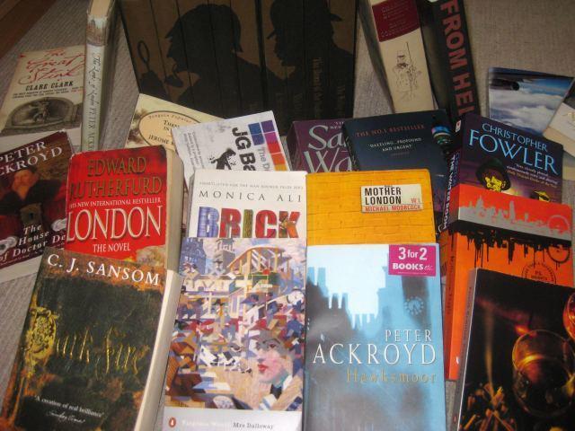 London novels