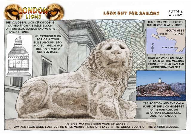 Lions of London #10