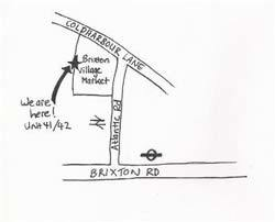 Now On: Brixton Village Space Station Festival