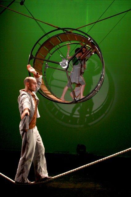 Ockhams Razor perform The Mill, photo by Nik Mackey