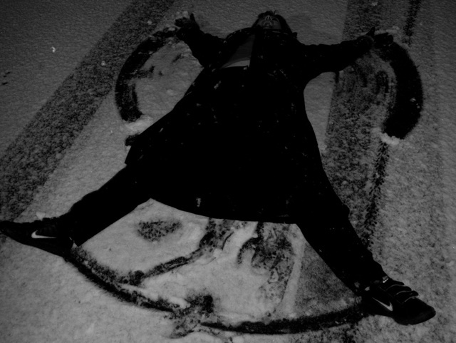 Photo of the Day: Roadkill Angel