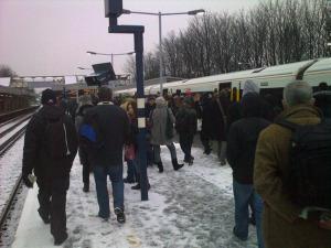 Fury At Southeastern Trains Epic Snow Fail