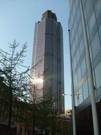 Return To Tower 42: Vertical Rush 2010