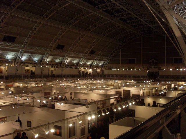 In Pictures: London @ London Art Fair 2010