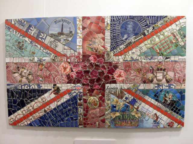 Union Flag (Last Orders Please) by Susan Elliott